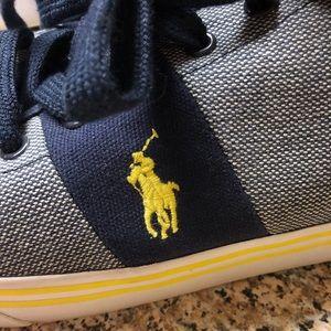 Polo Ralph Lauren Tennis Shoes Size 10D